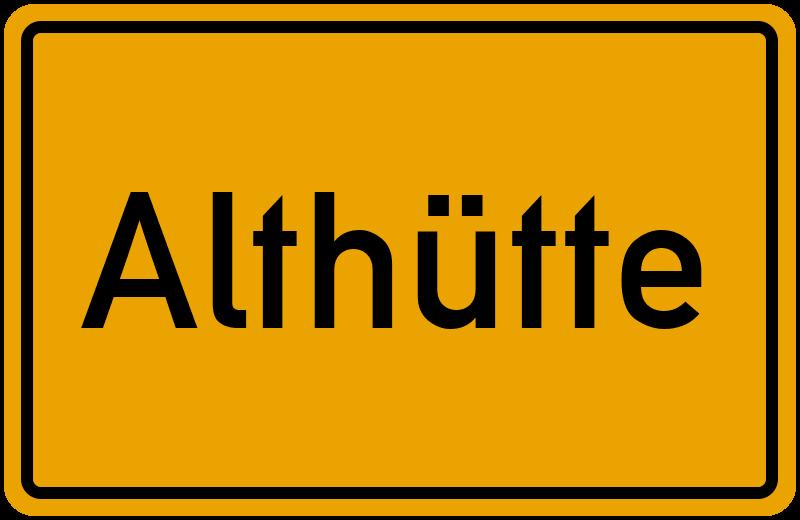 onlinestreet Branchenbuch für Althütte
