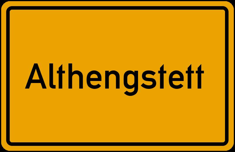 onlinestreet Branchenbuch für Althengstett