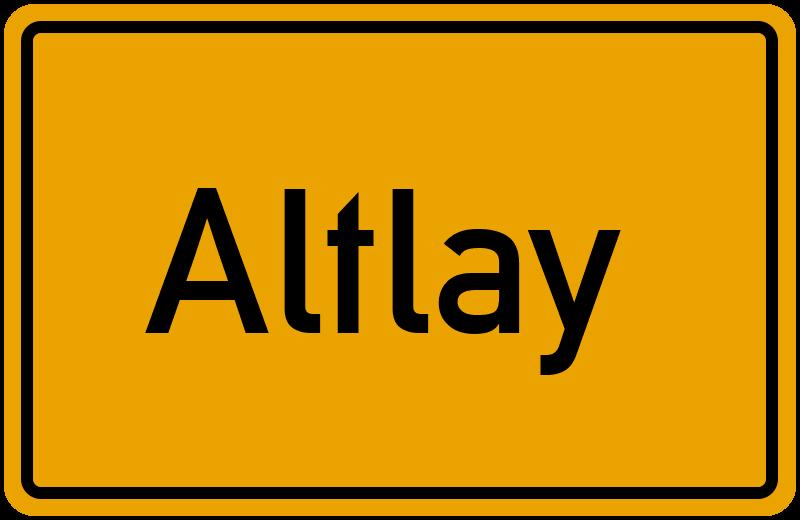 onlinestreet Branchenbuch für Altlay