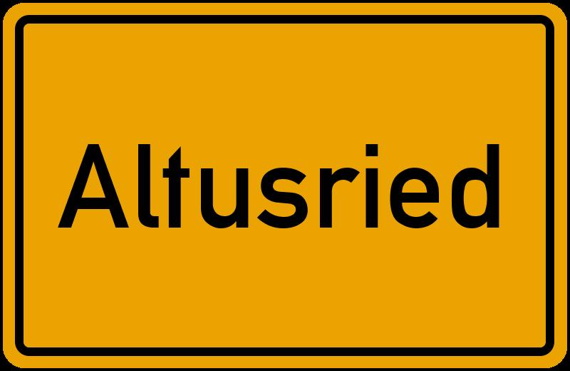 onlinestreet Branchenbuch für Altusried