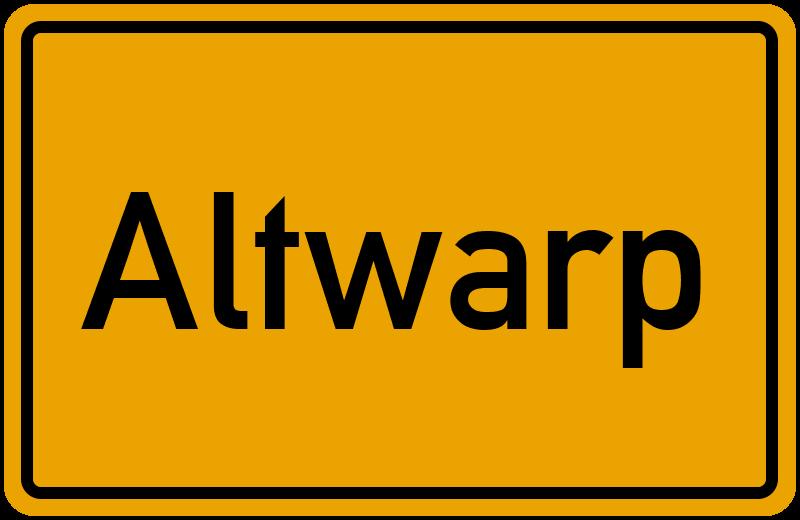 onlinestreet Branchenbuch für Altwarp