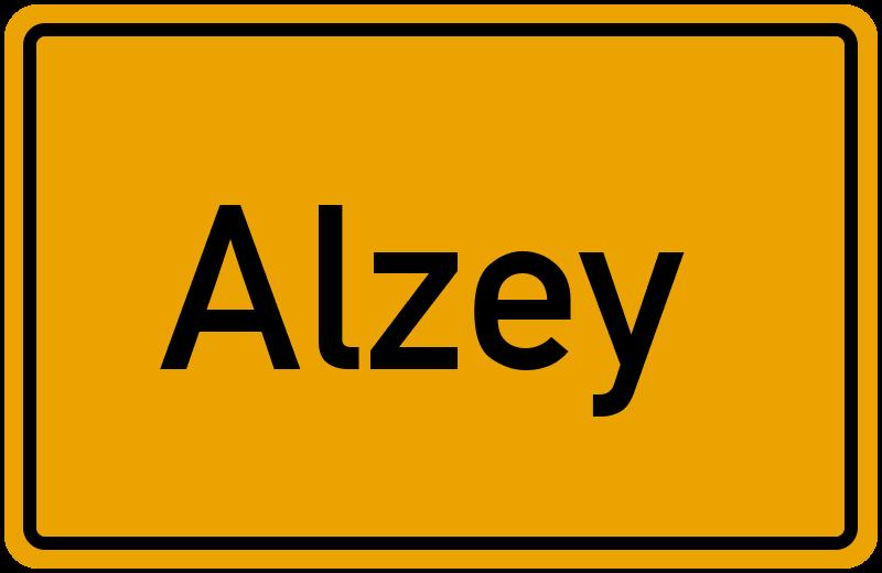onlinestreet Branchenbuch für Alzey