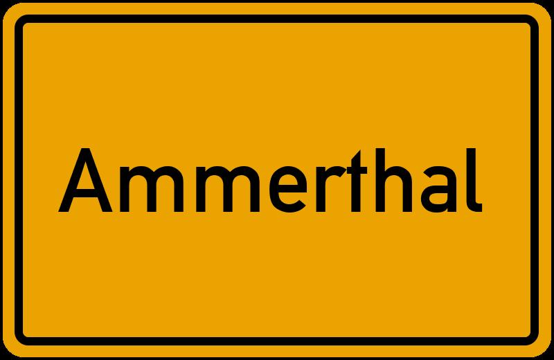 onlinestreet Branchenbuch für Ammerthal