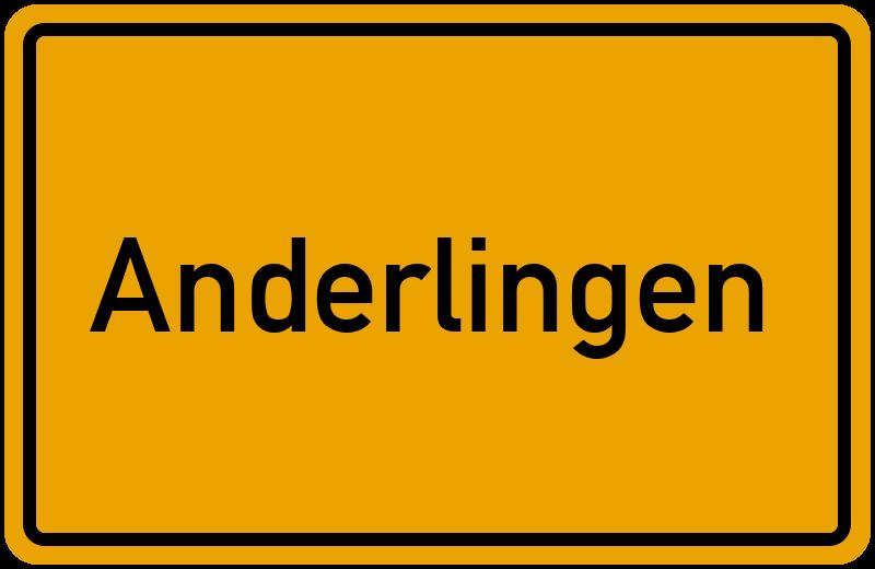 onlinestreet Branchenbuch für Anderlingen