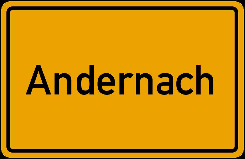 onlinestreet Branchenbuch für Andernach