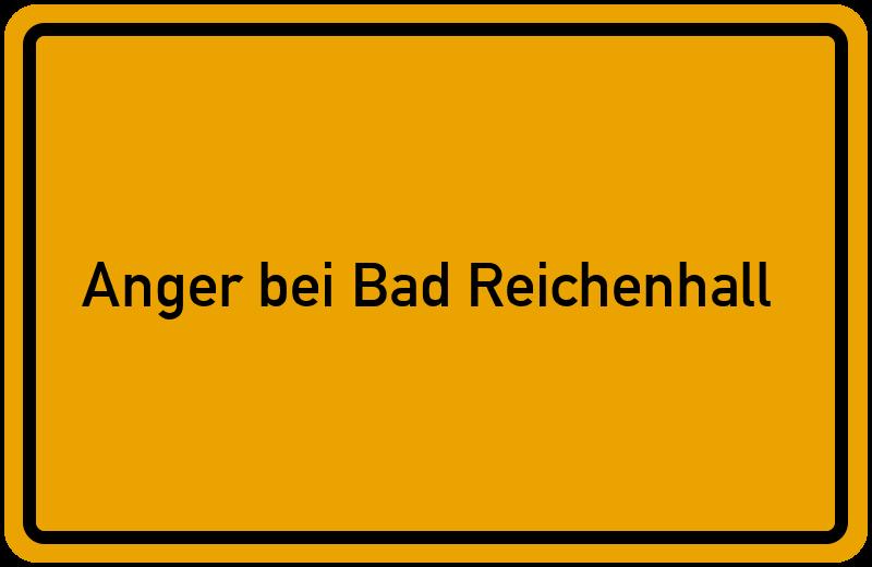 Bad Reichenhall Vorwahl
