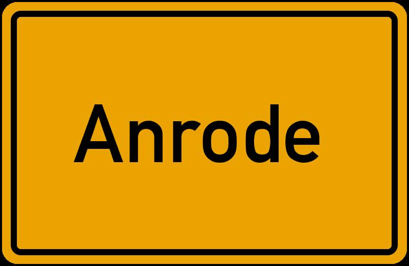 onlinestreet Branchenbuch für Anrode