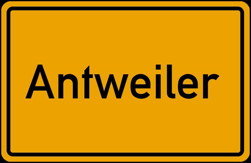 onlinestreet Branchenbuch für Antweiler
