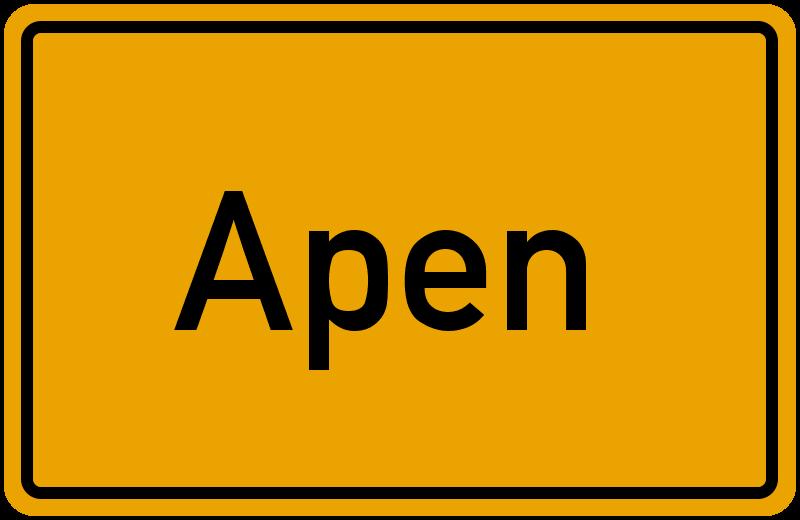 apen, deutschland