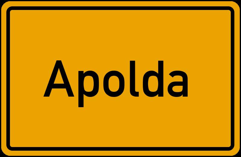 onlinestreet Branchenbuch für Apolda