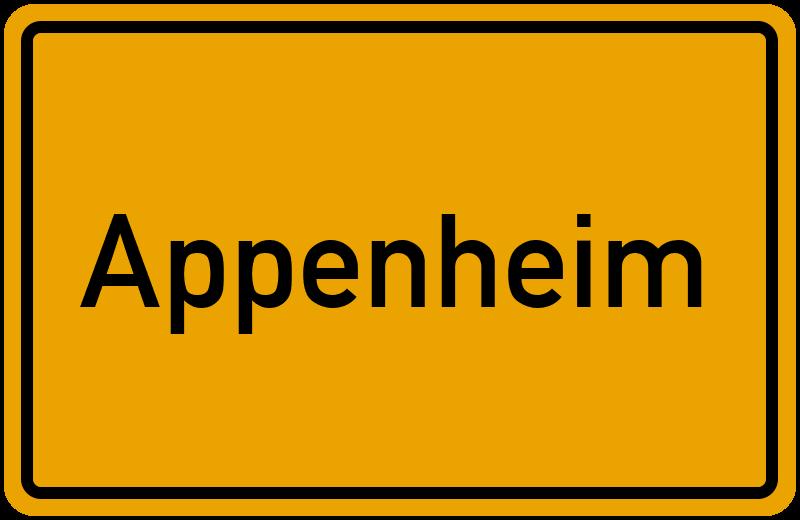 onlinestreet Branchenbuch für Appenheim