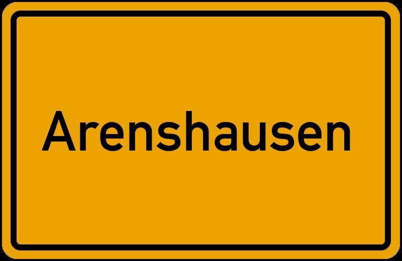 onlinestreet Branchenbuch für Arenshausen