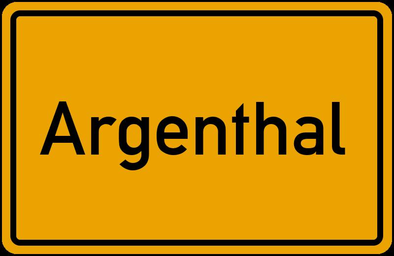 onlinestreet Branchenbuch für Argenthal