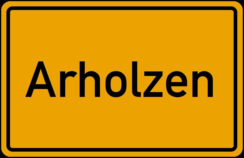 onlinestreet Branchenbuch für Arholzen