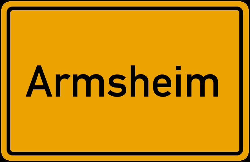 onlinestreet Branchenbuch für Armsheim