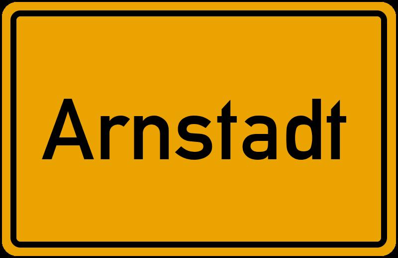onlinestreet Branchenbuch für Arnstadt