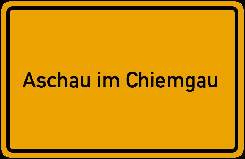 onlinestreet Branchenbuch für Aschau im Chiemgau