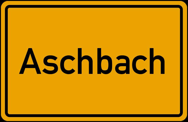 onlinestreet Branchenbuch für Aschbach