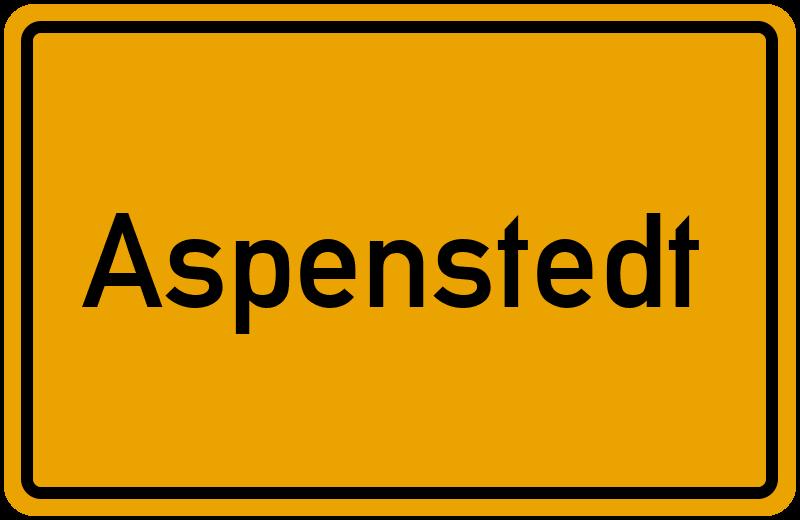 onlinestreet Branchenbuch für Aspenstedt