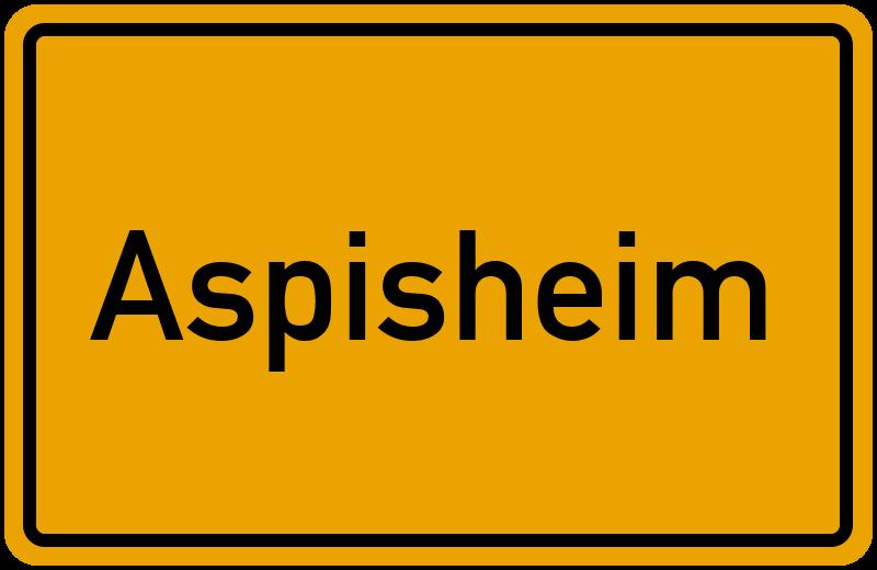 onlinestreet Branchenbuch für Aspisheim