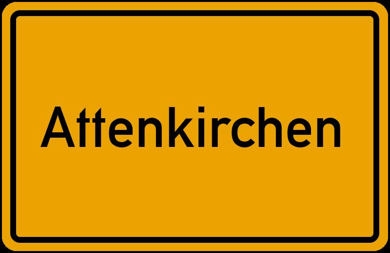 onlinestreet Branchenbuch für Attenkirchen