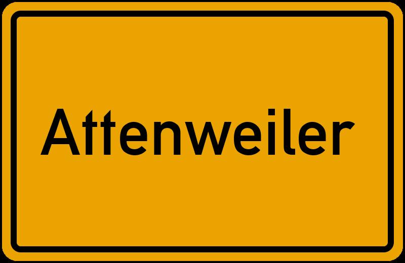 onlinestreet Branchenbuch für Attenweiler