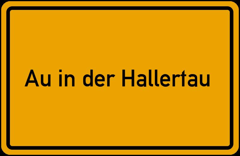 onlinestreet Branchenbuch für Au in der Hallertau