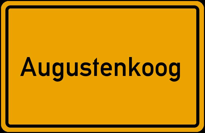 onlinestreet Branchenbuch für Augustenkoog