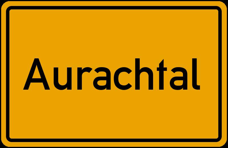 onlinestreet Branchenbuch für Aurachtal