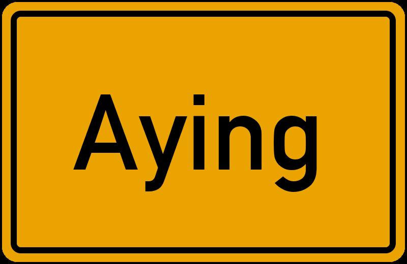 onlinestreet Branchenbuch für Aying