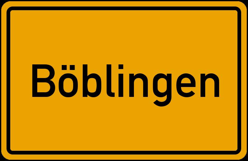 onlinestreet Branchenbuch für Böblingen