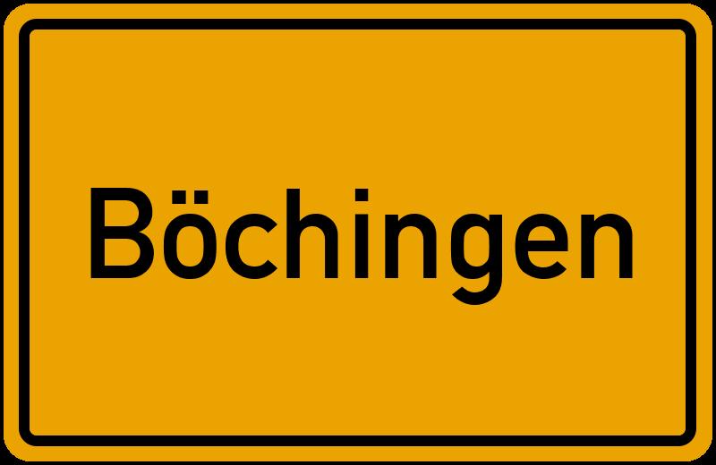 onlinestreet Branchenbuch für Böchingen