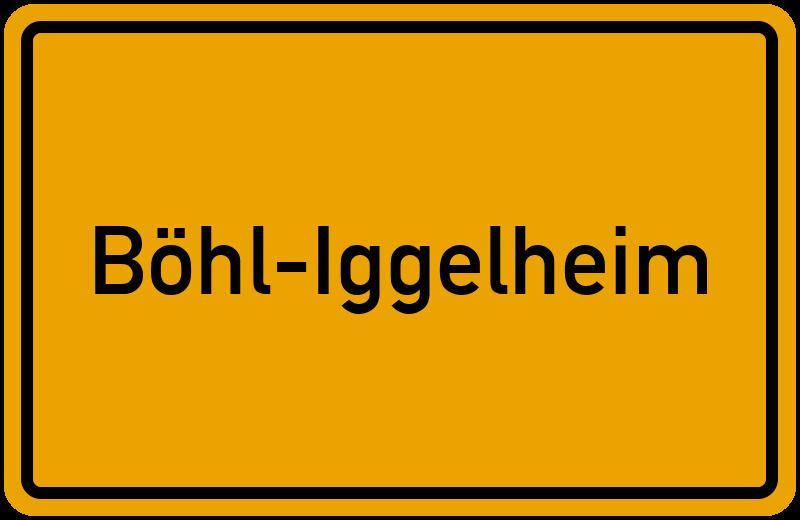 onlinestreet Branchenbuch für Böhl-Iggelheim