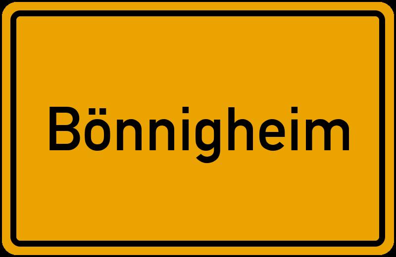 onlinestreet Branchenbuch für Bönnigheim
