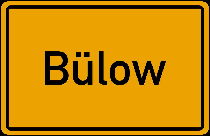 onlinestreet Branchenbuch für Bülow