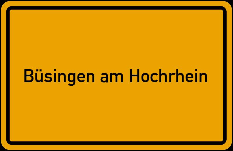 onlinestreet Branchenbuch für Büsingen am Hochrhein