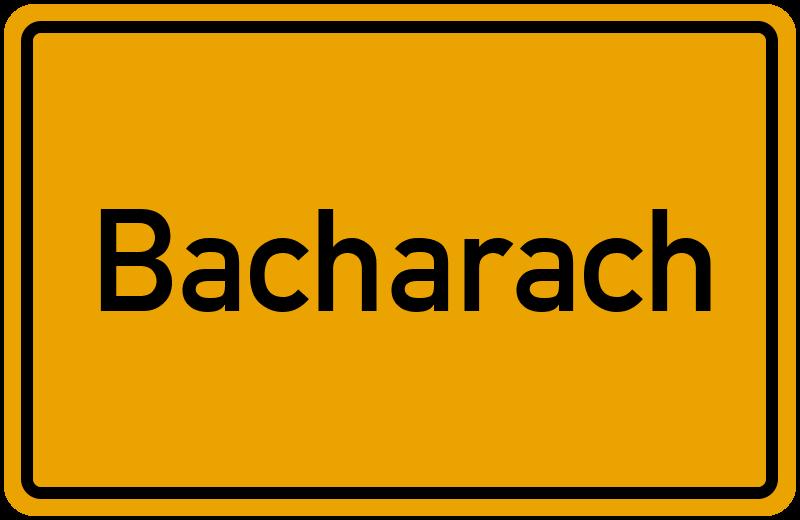 onlinestreet Branchenbuch für Bacharach