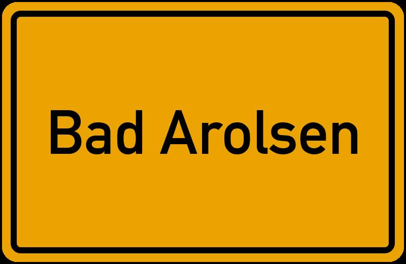 onlinestreet Branchenbuch für Bad Arolsen