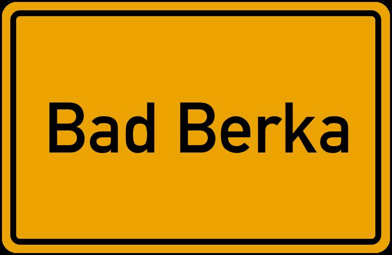 onlinestreet Branchenbuch für Bad Berka