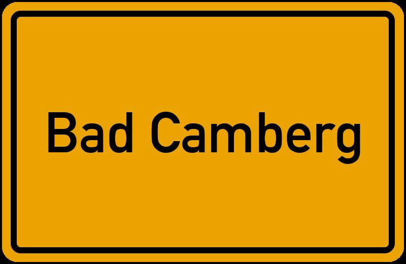 onlinestreet Branchenbuch für Bad Camberg