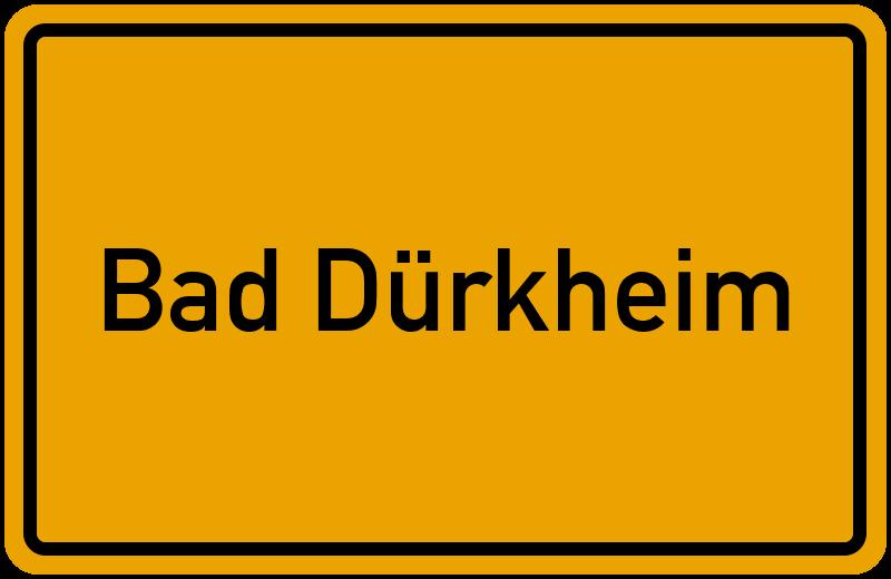 onlinestreet Branchenbuch für Bad Dürkheim