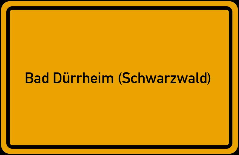 Ortsvorwahl 07726: Telefonnummer aus Bad Dürrheim (Schwarzwald) / Spam Anrufe