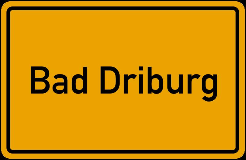 onlinestreet Branchenbuch für Bad Driburg