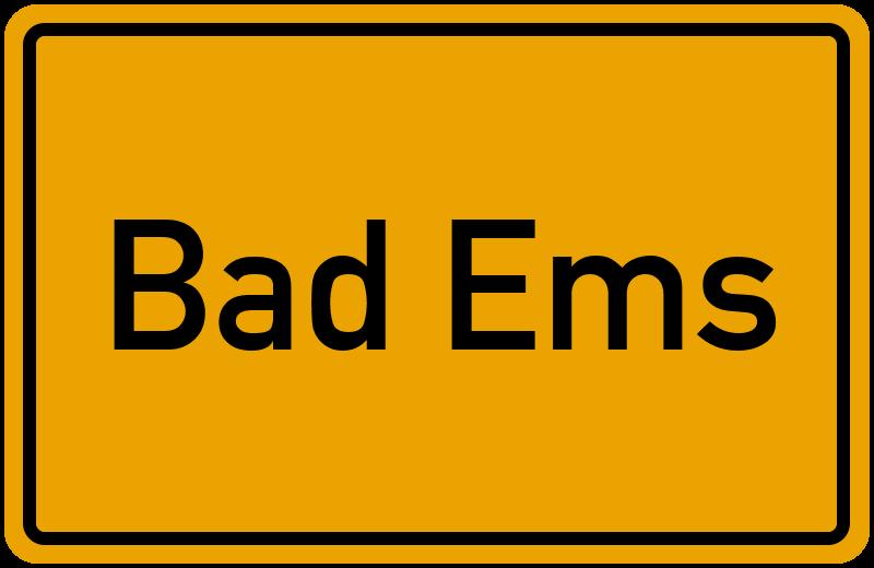onlinestreet Branchenbuch für Bad Ems