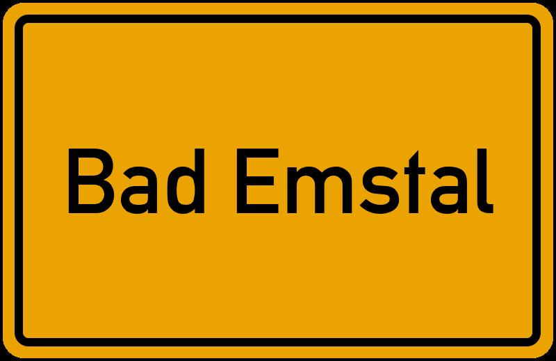 onlinestreet Branchenbuch für Bad Emstal