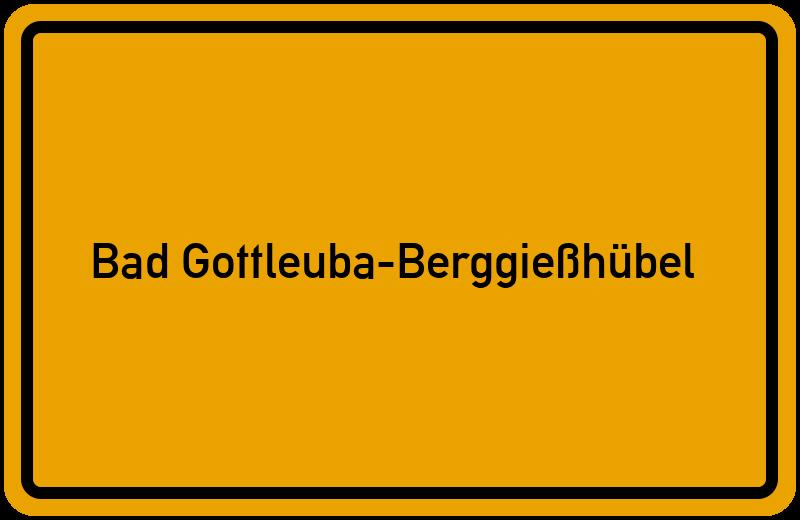 onlinestreet Branchenbuch für Bad Gottleuba-Berggießhübel