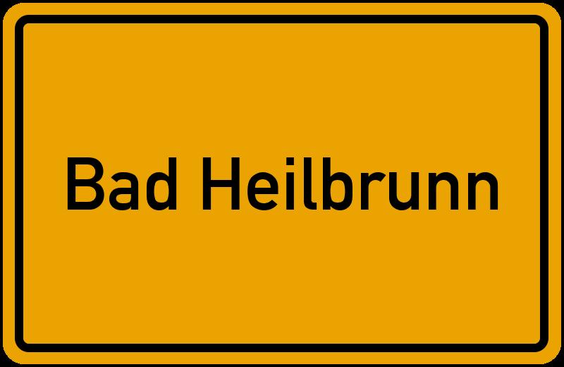 onlinestreet Branchenbuch für Bad Heilbrunn