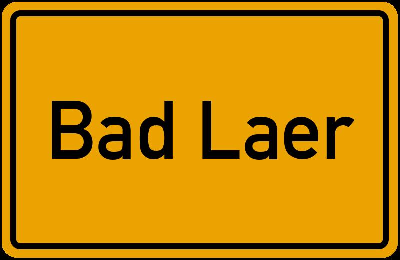 onlinestreet Branchenbuch für Bad Laer