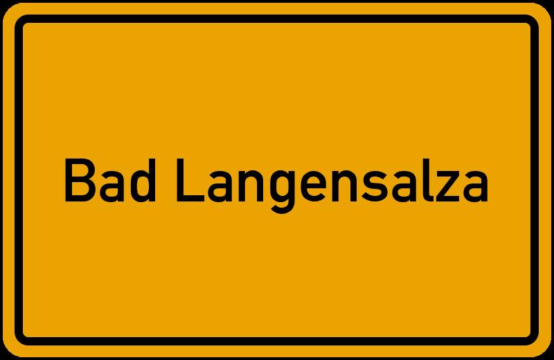 onlinestreet Branchenbuch für Bad Langensalza