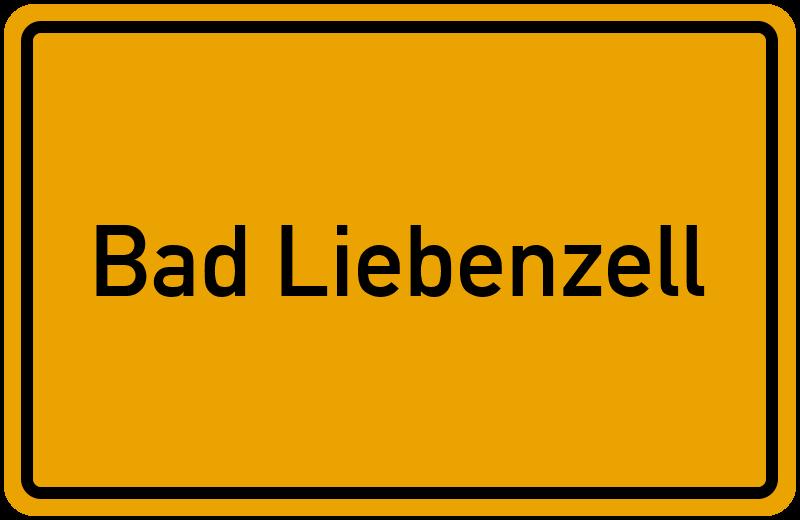 onlinestreet Branchenbuch für Bad Liebenzell